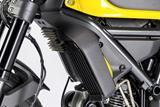 Carbon Ilmberger Kühlerverkleidung Set Ducati Scrambler Desert Sled
