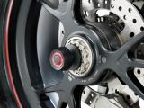Puig Achsenschutz Hinterrad Ducati Scrambler Café Racer