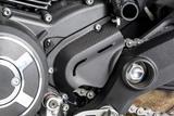 Carbon Ilmberger Ritzelabdeckung Ducati Scrambler Café Racer