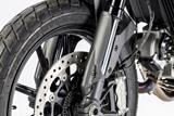 Carbon Ilmberger Standrohrcover Set Ducati Scrambler Café Racer