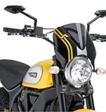 Puig Retro Scheibe matt Ducati Scrambler Full Throttle