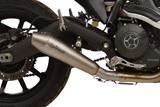 Auspuff Leo Vince GP Style Ducati Scrambler Full Throttle