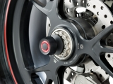 Puig Achsenschutz Hinterrad Ducati Scrambler Sixty 2