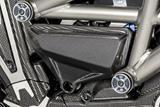 Carbon Ilmberger Abdeckung unterm Rahmen Set Ducati XDiavel