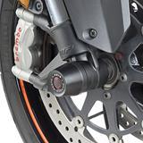 Puig Achsenschutz Vorderrad Ducati Hypermotard 1100 Evo