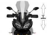 Puig elektronisch verstellbare Scheibe Yamaha Tracer 900 GT
