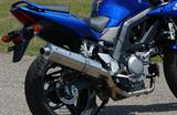 Bodis Oval 10K G Suzuki SV650