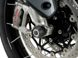 Puig Achsenschutz Vorderrad Triumph Tiger 900