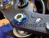Evotech Steuerkopfmutter Yamaha FZ8 Fazer