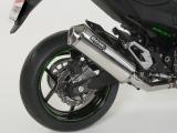 Auspuff BOS Oval Kawasaki Z800