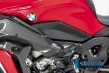 Carbon Ilmberger Verkleidungsseitenteil am Tank Set BMW S 1000 XR
