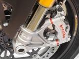 Ducabike Bremszangen Distanzscheiben Ducati 848 Evo