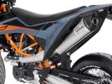 Auspuff Leo Vince LV One EVO Komplettanlage KTM SMC / Enduro 690