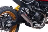Auspuff QD Magnum Titan Ducati Scrambler Desert