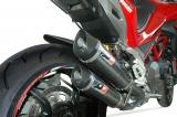 Auspuff QD Twin Carbon Ducati Multistrada 1260 Pikes Peak