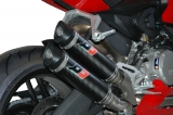 Auspuff QD Twin Carbon Ducati Panigale 959