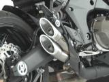Auspuff QD Twin Power Gun Kawasaki Z1000