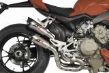 Auspuff QD Twin Titan Gunshot Ducati Streetfighter V4