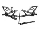 Extreme Fussraten Set CNC Honda CBR 1000 RR-R ST