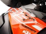 Puig Seitendeflektoren Set KTM Adventure 1090