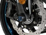 Puig Achsenschutz Vorderrad Triumph Street Triple S 660