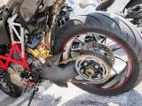 Ducabike Achsmutter Kettenkranz Ducati Hypermotard 939