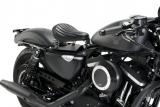 Custom Acces Solo Seat Tusla Harley Davidson Sportster