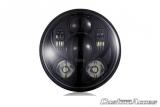 Custom Acces Headlight Onvi Harley Davidson