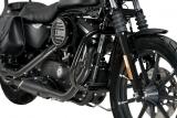 Custom Acces Sturzbügel Rund Harley Davidson Sportster