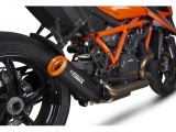 Auspuff Cobra SPX Black Series KTM Super Duke R 1290