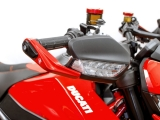 Ducabike Brems- und Kupplungshebelschutz Set Ducati Multistrada 1200