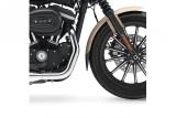 Puig Vorderrad Schutzblech Verlängerung Harley Davidson Dyna Wide Glide