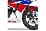 Puig Vorderrad Schutzblech Verlängerung Honda CBR 300 R