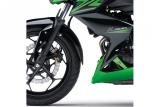 Puig Vorderrad Schutzblech Verlängerung Kawasaki Z300