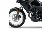 Puig Vorderrad Schutzblech Verlängerung Kawasaki Versys-X 300