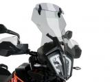 Puig Tourenscheibe mit Visieraufsatz KTM Adventure 890