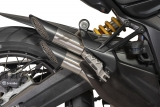 Auspuff QD Twin Power Gun Ducati Multistrada 950