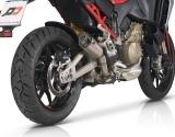 Auspuff QD Gunshot Ducati Multistrada V4