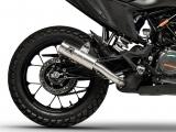 Auspuff Remus Single Mesh KTM Adventure 390