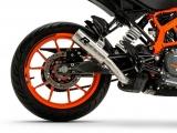 Auspuff Remus Single Mesh KTM Duke 390