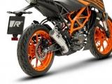 Auspuff Remus Single Mesh KTM Duke 125