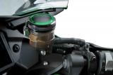 Puig Kupplungsflüssigkeitsbehälter Deckel Kawasaki H2 SX