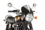 Puig Retro Scheibe matt Triumph Thruxton 1200