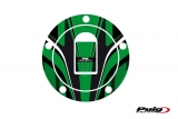 Puig Tankdeckel Cover Kawasaki KLE 500