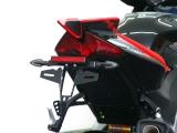 Kennzeichenhalter Aprilia RSV 4 1100