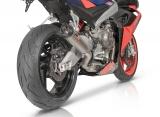 Auspuff QD Tri Cone Komplettanlage Aprilia RS 660