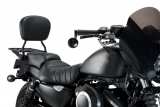 Custom Acces Syssybars Plane CL Harley Davidson Sportster 1200 Seventy Two