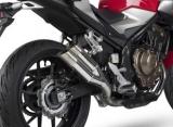 Auspuff Cobra Hypershots XL Honda CB 500 X