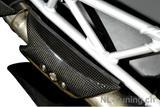 Carbon Ilmberger Auspuffhitzeschutz Ducati Hypermotard 796