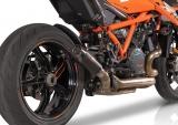 Auspuff QD Gunshot Dark Matter KTM Super Duke R 1290